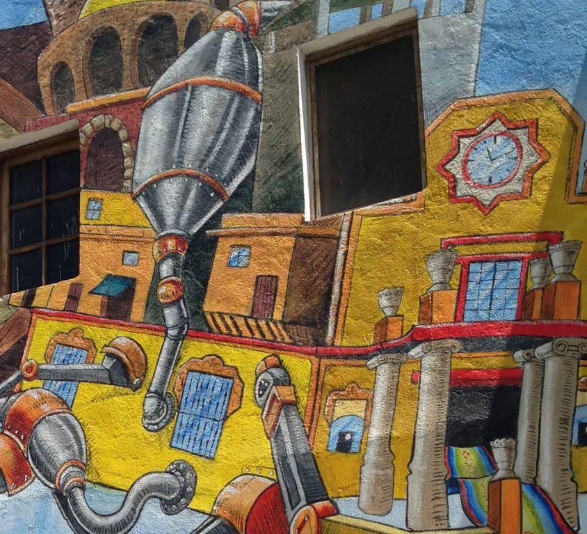 Querétaro – Ciudad Mural
