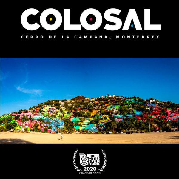 Colosal_laurel-ganador