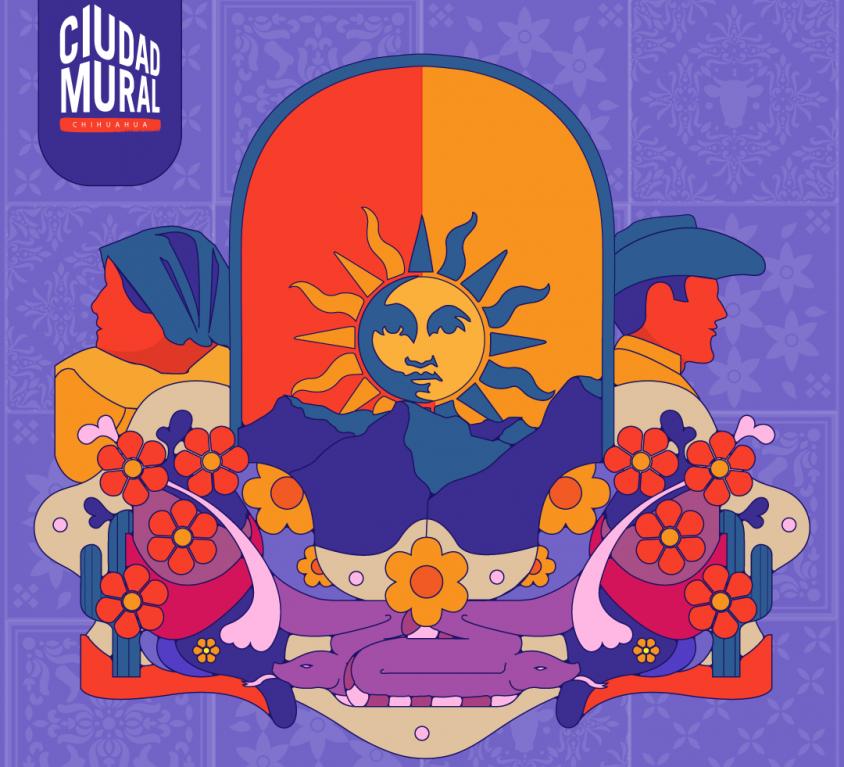 Chihuahua – Ciudad Mural