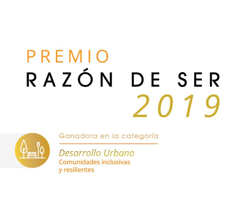 Premio Razón de Ser 2019